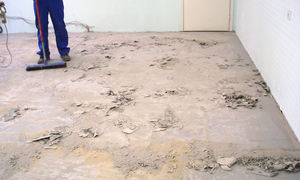 Восстановление бетона